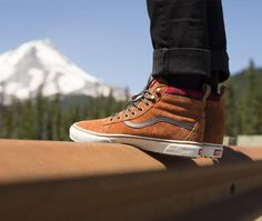Vans Sk8-Hi MTE | Find some of the greatest kicks for dudes here!..not for me FYI