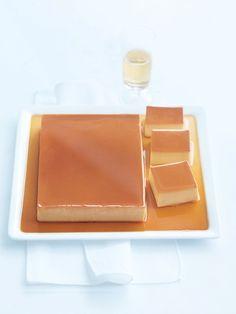 ... whisky crème caramel ...