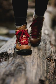 "Hiking boots from ""Wild"". Danner. Mountain Light Cascade Boot - Whimsy and Row - 1"