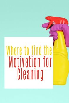 Where to find the motivation for cleaning and motivating cleaning hacks to make your life easier and your home much cleaner Beautiful Space, Beautiful Homes, Clutter Free Home, Amazing Transformations, Small Homes, Home Hacks, Simple House, Decluttering, Storage Solutions
