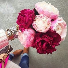 """Me!  I'm so ready for spring and my favorite flowers #peonies! {Gorgeous  via @threelittlelovesboutique """"Anyone else sooo ready for Spring?""""}  #peonie #flowers #spring#fashionblogger #momlife#momblogger #ootd#getthelook #momstyle #newarrival#igfashion #igshop #style#retailtherapy #beauty#momquotes #retailtherapy #lookoftheday#igaddict #igshop #blogger#threelittlelovesboutique#vdaystyle#makingadifference#beyou#smile#girl#empower#instarepost20 #sugarluxeshop sugar luxe shop"""