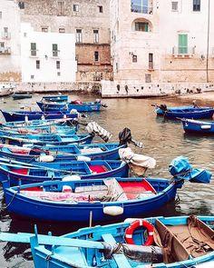 MONOPOLI, APULIA (PUGLIA), ITALY Puglia Italy, Track, Boat, Dinghy, Runway, Truck, Boats, Running