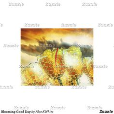 Blooming Good Day Canvas Print
