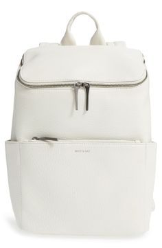 This classic backpack with a spacious interior adds a cool street style touch to any ensemble. / @nordstrom