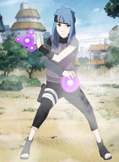 Carte Naruto Yoshino Nara rare !!!