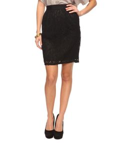 Affordable lace skirt $19.80