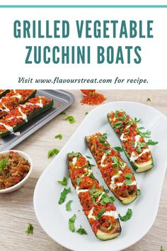 Healthy and easy vegetable stuffed zucchini boats makes a perfect weeknight dinner, doesn't need any baking. Zucchini boats vegetarian | midweek dinner | low carb dinner ideas| healthy vegetarian dinner recipe | zucchini recipes | no bake dinner ideas | stuffed zucchini #healthyrecipes #quickandeasyrecipes #nobakerecipes #zucchinirecipes #vegetarianrecipes #glutenfreerecipes #vegetariancooking #vegetariandiets #stuffed #stuffing #healthyeating #healthyfood #zucchiniboats