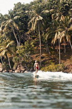 Surf and Sea - The Beach People Vintage Surfing, Surf Vintage, Sri Lanka, E Skate, Surfer Dude, Adventure Holiday, Longboarding, Surf Art, Surf Style