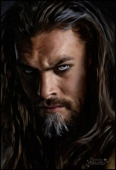 Jason Momoa ~ Wolves by AStoKo.deviantart.com on @DeviantArt