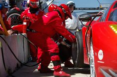 Pitstop at Sebring, ALMS: Take a Look in the Mirror! Red Leather, Leather Jacket, Look In The Mirror, Ferrari, Take That, Superhero, Jackets, Fashion, Studded Leather Jacket