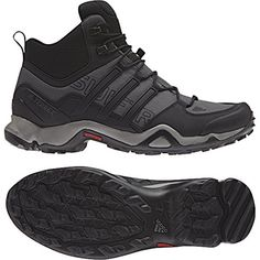 adidas BB4590 Mens Terrex Swift R Mid GraniteBlackCh Solid Grey  85 -- You can find out more details at the link of the image.