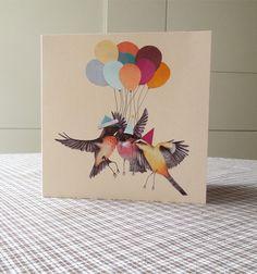 Birds & balloons - Lieke van der Vorst
