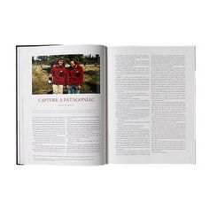 Unexpected: 30 Years of Patagonia Catalog Photography(hardback book)