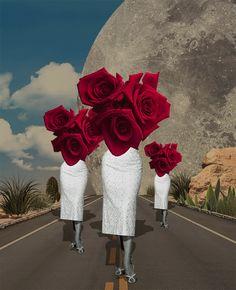 "isabelchiara: "" Bye bye love @bethychiara isabelchiara #collage #gif #love """