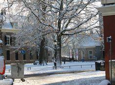 Koning Winter slaat toe in Drenthe