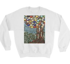 Buy unique print-on-demand products from independent artists worldwide or sell your own designs at the drop of an image! Bizarre Art, Online Printing, Sweatshirts, Simple, Unique, How To Make, Stuff To Buy, Design, Fashion