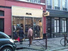 Rukwinkel in Lille Frankrijk