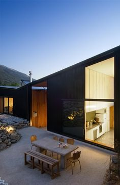 Bronwen Kerr and Pete Ritchie are award winning comtemporary architects and landscape designers, based in Queenstown, New Zealand