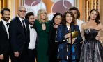 """Boyhood,"" ""Transparent,"" Eddie Redmayne and Julianne Moore went home big winners at the 72nd annual Golden Globes. Here is the full list of winners."