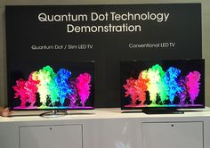 Why quantum dots are the next big display technology.