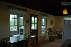 Sharon Freeman's place, Airb&b $105 per night A fully equipped kitchen and screened-in porch.