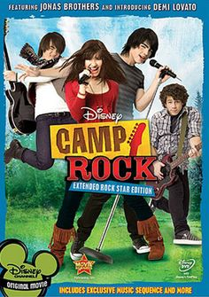 Camp Rock my second play