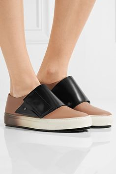 Marni - Leather Sneakers - Sand - IT37