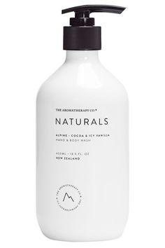 Alpine Nautruals body wash