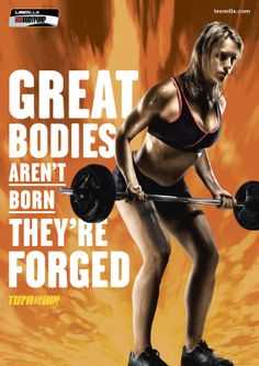 Start Forging your body today. Ask me how! coachsh8205@gmail.com