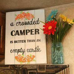 Camper Wall Art