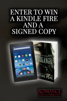 Win a Kindle Fire, a $10 Amazon Gift Card, eBooks & Signed Copies from Bestselling Author Christine Pope