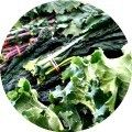 Mixed Root Vegetable Gnocchi in Sage-Pistachio Pesto // farmersmarketvegan.wordpress.com #vvp #vegan #entrees
