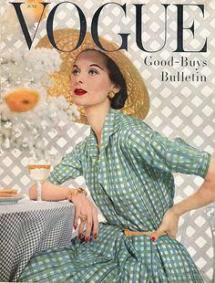 Vogue June 1955