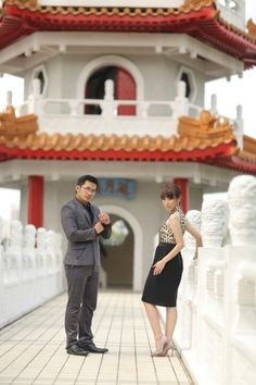 Oriental Prewedding Theme