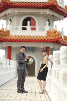 Oriental Prewedding Theme