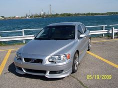 Volvo S60R -- 2005 with sports kit
