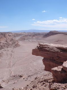 Salt Canyon in Moon Valley, Atacama Desert, Chile. Photo: Maria Friel via Flickr