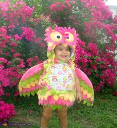 Hoot Hoot im so Cute! - Halloween Costume Contest via @costumeworks