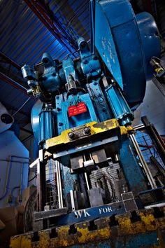 Industrial Photography of Machine Equipment [BP imaging - Bochsler Photo Imaging]