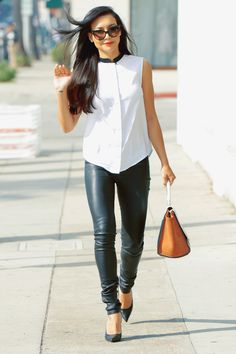 Naya Rivera #outfit #polished
