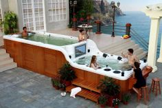 The mother of all hot tubs!