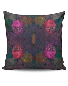 Tripped Out Cushion Cover
