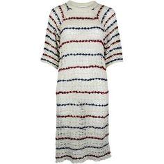 ISABEL MARANT ETOILE Stripe Dress - Size FR 38 (S)