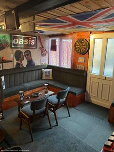 Stumpys Bar, Pub/Entertainment South Yorkshire owned by Mark Green #pubshed #shedoftheyear Home Bar Rooms, Diy Home Bar, Home Pub, Bars For Home, Man Cave Shed, Man Cave Home Bar, Man Shed Bar, Garden Bar Shed, Backyard Shed Bar Ideas