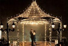 Un momento así de romántico <3