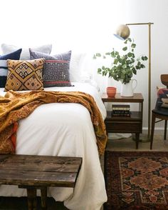 5 Limitless Cool Tricks: Bedroom Remodel Ideas Kitchen Cabinets rustic bedroom remodel home.Small Bedroom Remodel Baskets how to remodel a guest bedroom.Bedroom Remodel On A Budget Projects. The Design Files, Home Decor Bedroom, Bedroom Ideas, Master Bedroom, Bedroom Furniture, Furniture Decor, Bedroom Inspo, Vintage Furniture, Bedroom Designs