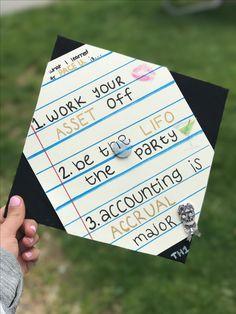 #gradcaps #accounting