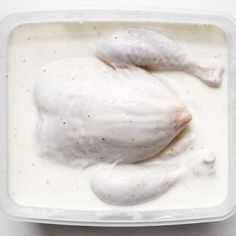 Best Buttermilk Brined Turkey Breast Recipe on Pinterest