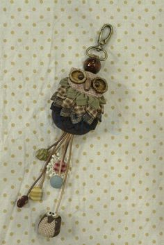 Japanese Patchwork, Japanese Bag, Patchwork Bags, Fabric Crafts, Sewing Crafts, Sewing Projects, Sewing Caddy, Owl Bags, Metal Clay Jewelry
