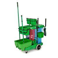 Greenspeed Werkwagen microvezel